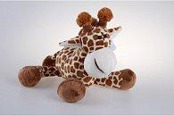 Ležící žirafa 39cm