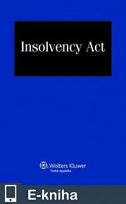Insolvency Act (E-KNIHA)