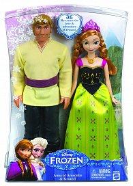 Mattel Disney Anna a Kristoff