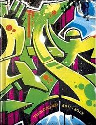 Studentský diář Graffiti 2011/2012