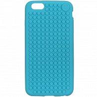 iPhone 6 plus Pixel Case modrá