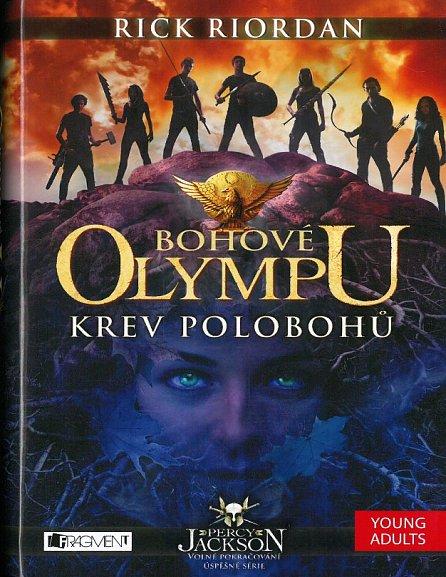 Náhled Bohové Olympu – Krev polobohů