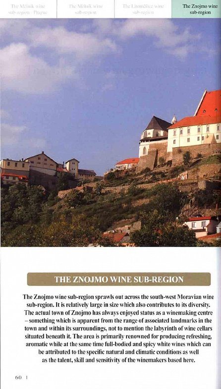 Náhled Guide to the best wines of the Czech Republic 2015-2016