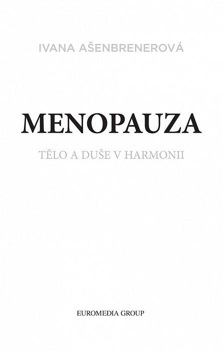 Náhled Menopauza
