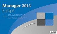 Kalendář stolní 2013 - Manager Europe