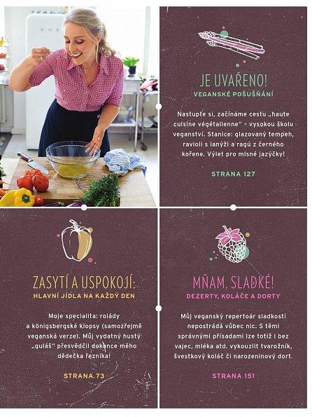 Náhled Vaření pro vegany - 100 báječných receptů na celý den