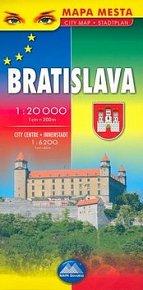 Bratislava 1:20 000