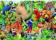 Puzzle Svět zvířat 500 dílků