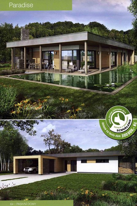Náhled Projekty pasivních domů 2016
