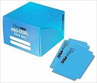 UltraPRO: PlRO-Dual Deck Box, světle modrá
