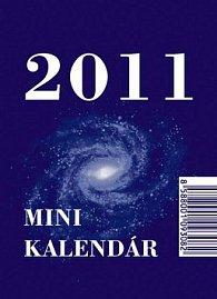 Mini kalendár 2011 - stolový kalendár