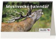 Kalendář stolní 2019 - Myslivecká kalendář
