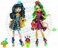 Monster High r.1300 - rozkvétání  exklusiv