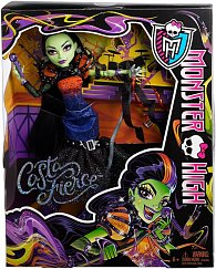 Monster High čarodějka Casta
