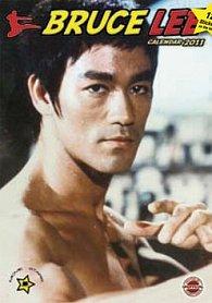 Bruce Lee 2011 - nástěnný kalendář
