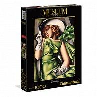Puzzle Museum 1000 dílků Tamara de Lempicka