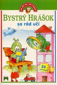 Bystrý Hrášok sa rád učí
