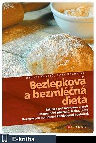 Bezlepková a bezmléčná dieta (E-KNIHA)