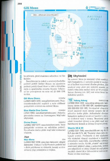 Náhled Bali a Lombok - Lonely Planet