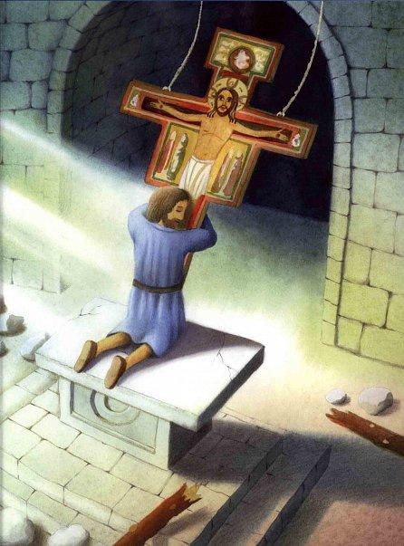 Náhled Svatý František