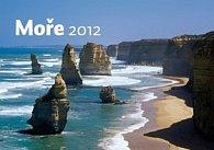 Moře 2012 - nástěnný kalendář