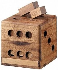 Hlavolam 3D Cube 2
