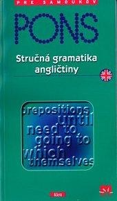 Stručná gramatika angličtiny