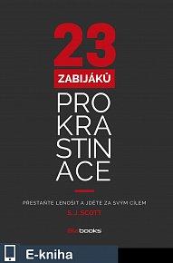 23 zabijáků prokrastinace (E-KNIHA)