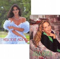 Balíček 2ks Melodie srdce + Juanita