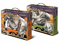 Puzzle Mega - Prehistoric (2 druhy)