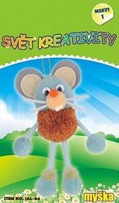 Kreativní set myška