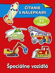 Čítanie s nálepkami: Špeciálne vozidlá