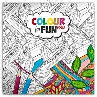 Kalendář poznámkový 2017 - Colour for Fun/omalovánkový