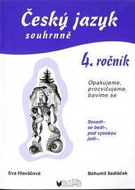 Český jazyk souhrnně 4. ročník