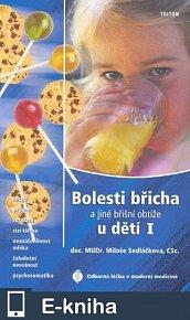 Bolesti břicha a jiné břišní obtíže u dětí (E-KNIHA)