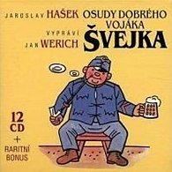 Osudy dobrého vojáka Švejka - 13CD