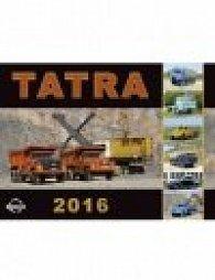 Kalendář 2016 - Tatra