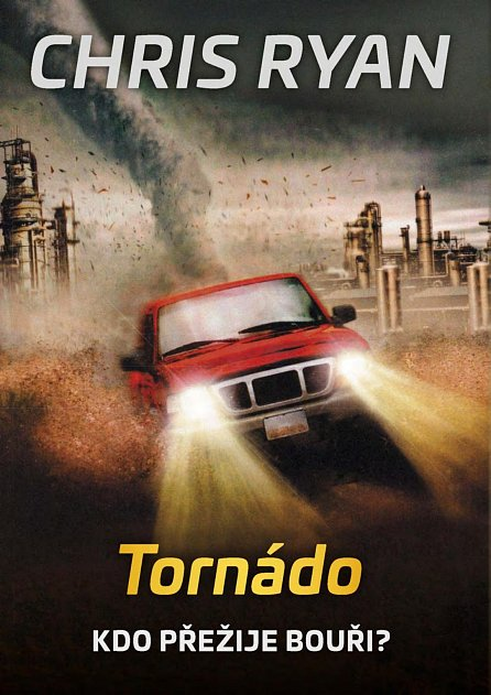 Náhled Tornádo - Kdo přežije bouři?