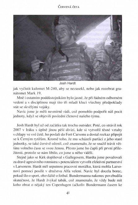 Náhled Červená četa - Čtrnáctihodinový boj o základnu Keating proti tálibánské přesile