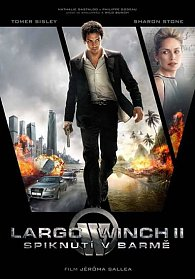 Largo Winch 2: Spiknutí v Barmě - DVD