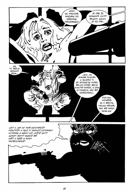 Náhled Sin City 2 - Ženská, pro kterou bych vraždil