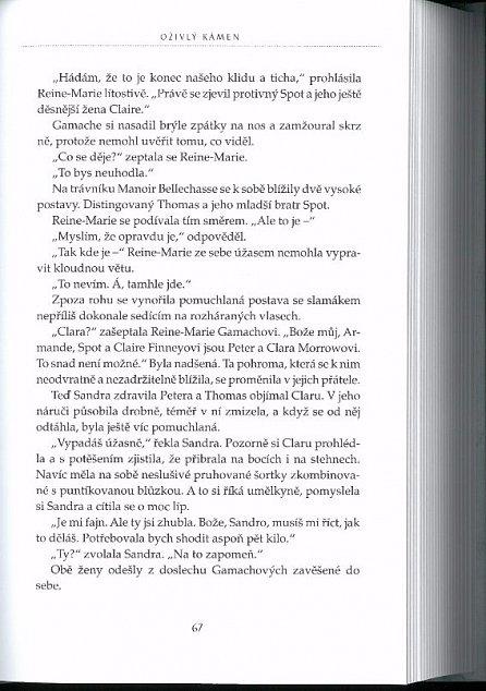 Náhled Případy vrchního inspektora Gamache 4: Oživlý kámen