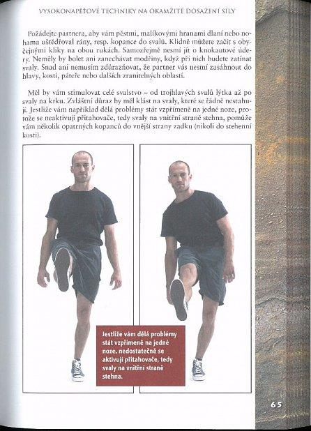 Náhled Nahý bojovnik - Odhalte tajemství supersilných – Cvičte pouze s využitím vlastní váhy