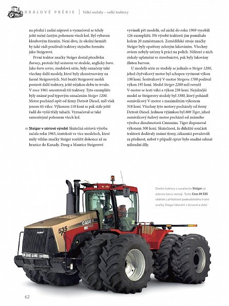 Náhled Obrazový atlas. Traktory