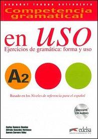 Competencia gramatical en Uso A2