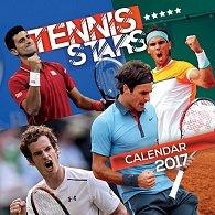 Kalendář 2017 - TENNIS STARS