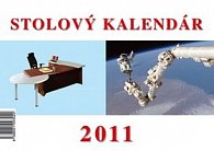 Stolový kalendár 2011 - stolový kalendár