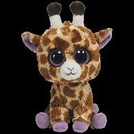Plyš očka žirafa střední