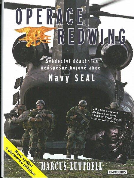 Náhled Operace Redwing - Svědectví účastníka neúspěšné bojové akce Navy SEAL