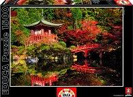 Puzzle Klášter Daigo-Ji, Kyoto, Japonsko 1500 dílků